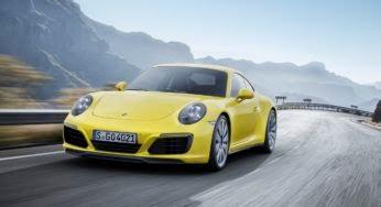 Porsche 911 : trois fois plus de turbo