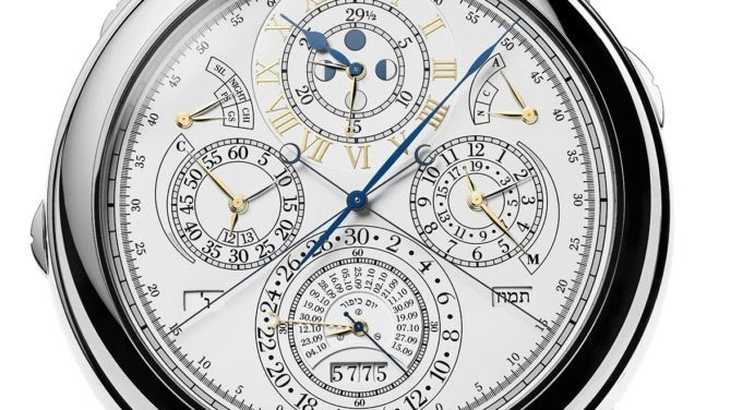 Ces 5 montres sont plus chères qu'une (ou plusieurs) Ferrari !