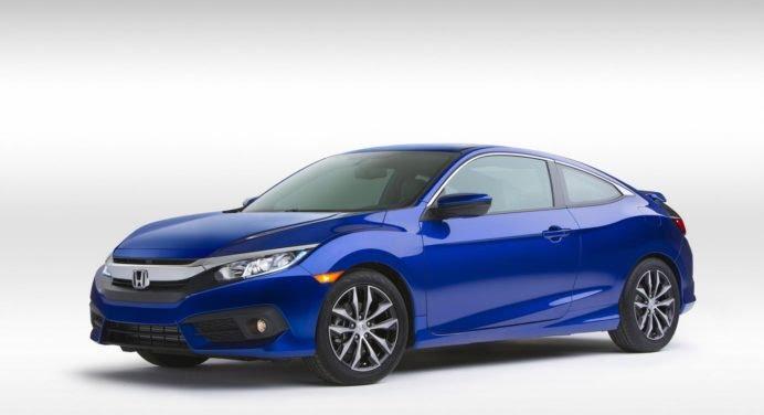 Honda Civic : un coupé qui fait plaisir !