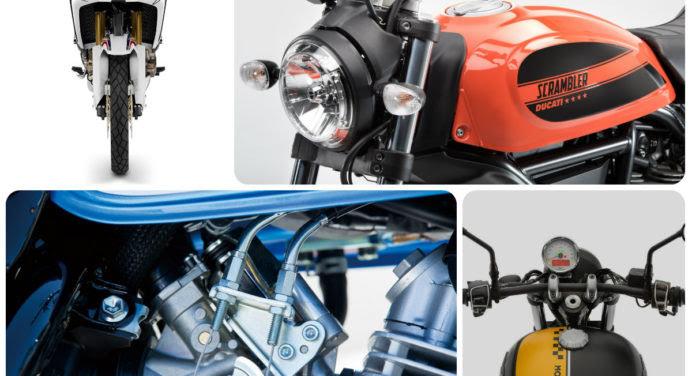 Moto : les 7 nouveautés marquantes de la fin 2015