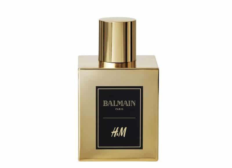 Eau de parfum H&M x Balmain
