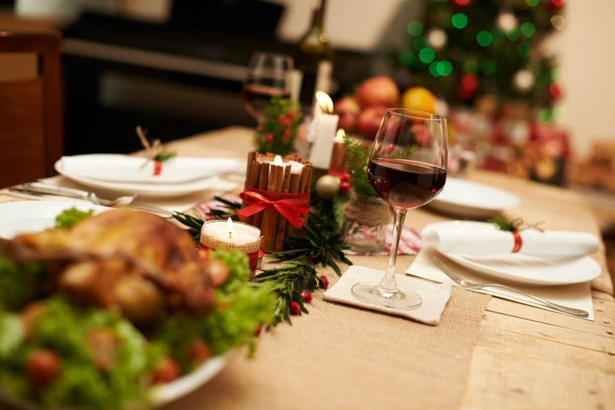 Quel vin boire pour un repas de Noël ?