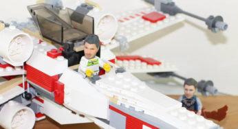 Et si vous vous transformiez en figurine Lego ?
