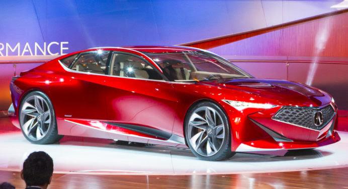 Acura Precision : un concept-car qui attire les regards
