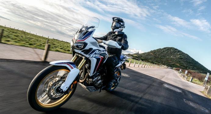 Essai moto : Honda CRF1000L Africa Twin, le retour d'une légende