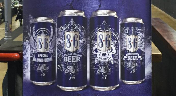 8.6 : cette bière, c'est de l'art !