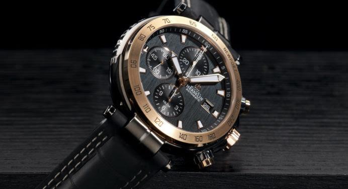 Baselworld 2016 : Michel Herbelin réinvente le chronographe