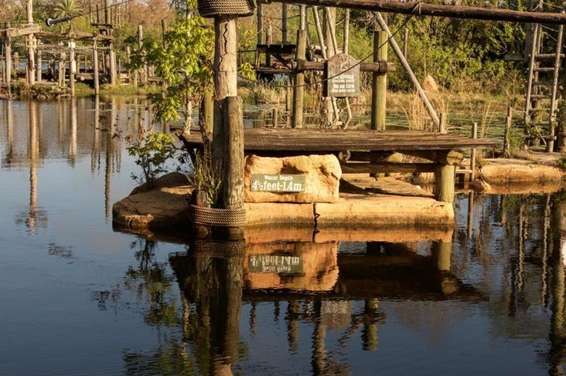 Disney's River Country par Seph Lawless