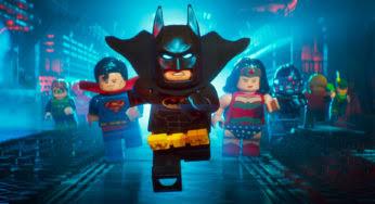Et voici Lego Batman le film !