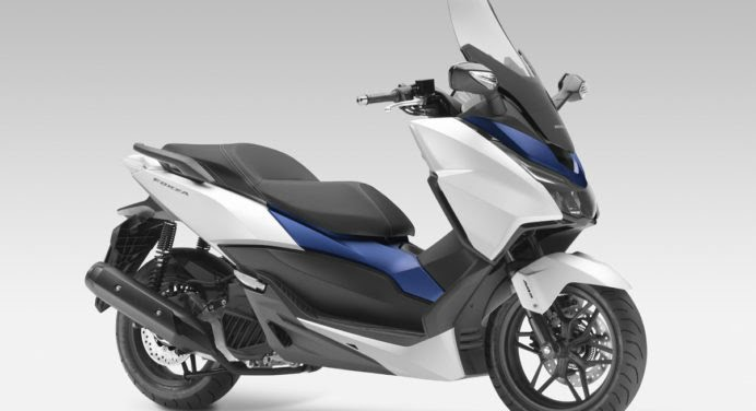 Honda Forza 125 : le meilleur scooter du moment ?