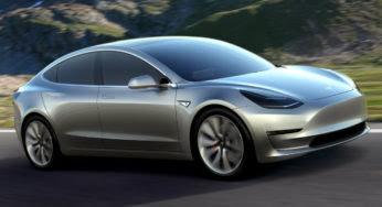 Tesla Model 3 : la révolution est en marche