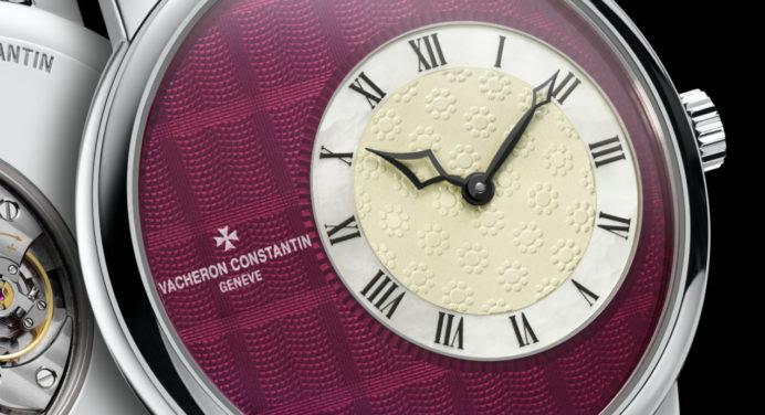 Vacheron Constantin dévoile ses nouvelles montres haute couture