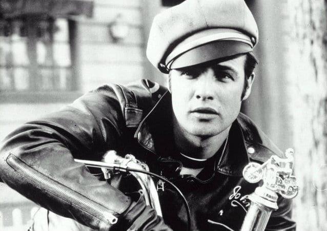 Marlon Brando et son Perfecto dans l'Equipée Sauvage