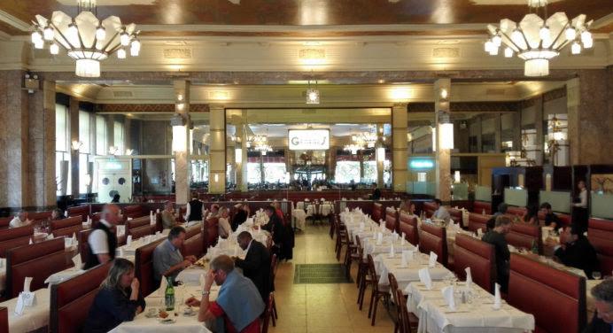 Brasserie Georges à Lyon : bien plus qu'un restaurant