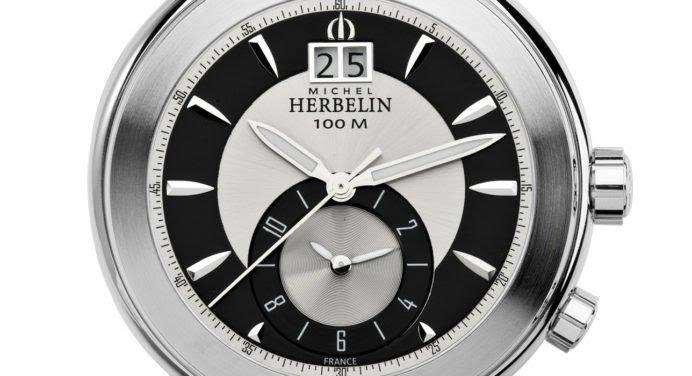 Michel Herbelin Newport Dual Time : la montre aux deux visages