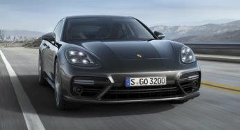 Nouvelle Porsche Panamera : on change tout ou presque