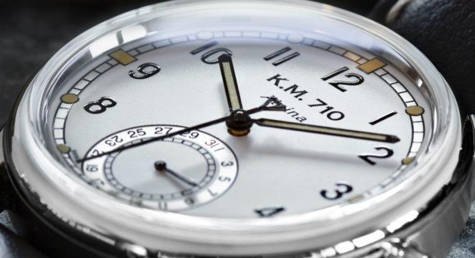 Alpina KM-710 : l'esprit militaire dans une montre