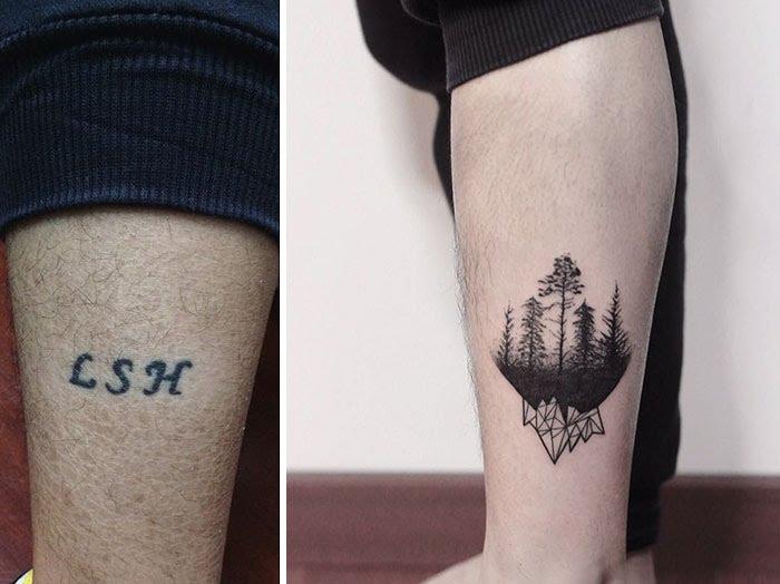 Les meilleurs tatouages ratés #8