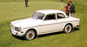 Volvo Amazon : une voiture de légende comme on en fait plus