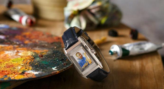 Jaeger-LeCoultre : une montre Reverso en hommage à Van Gogh