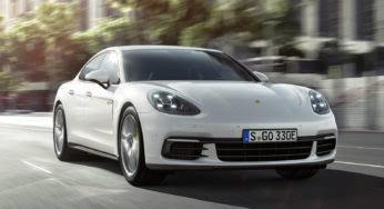 Porsche dévoile la Panamera hybride !