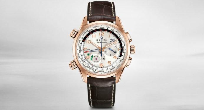 Les 5 plus belles montres de voyage
