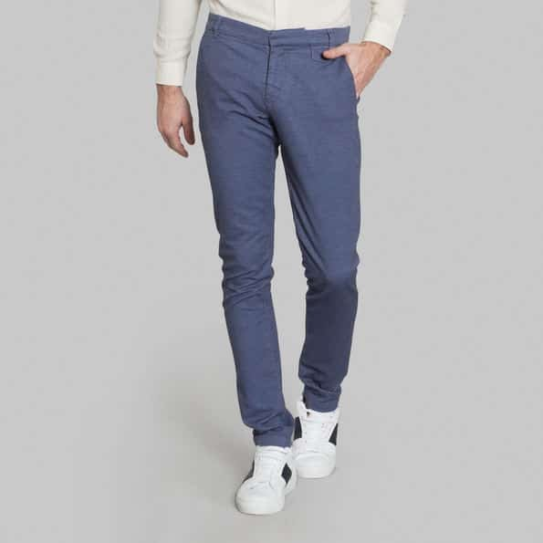 Pantalon en stretch JagVi