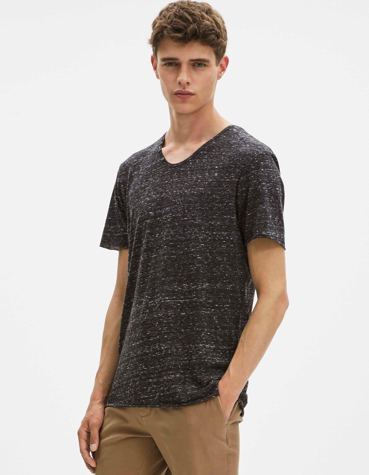 Tee-shirt fluide Celio