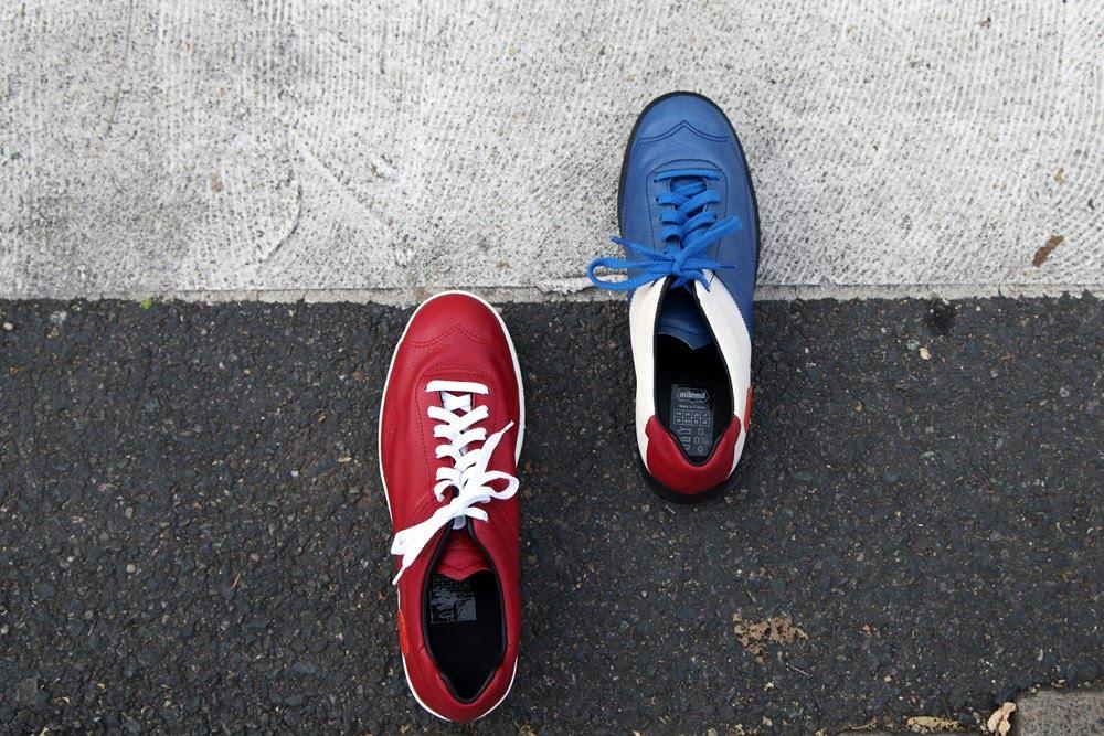 Sneakers Milemil