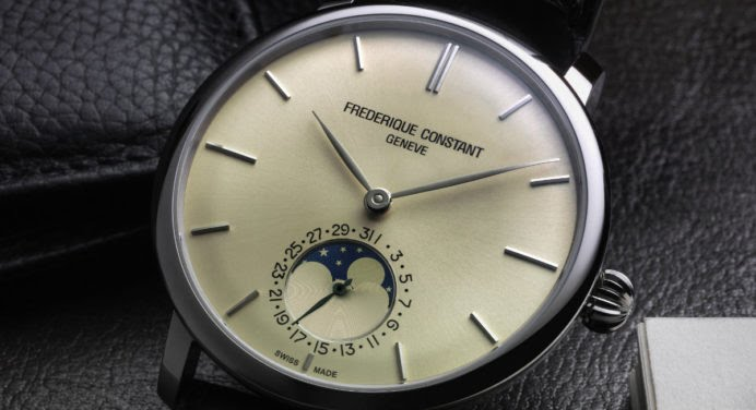 Les plus belles montres à phase de lune