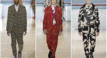 London Fashion Week Men's : premier aperçu sur la mode 2018