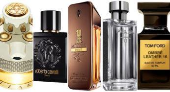 Les 5 parfums pour homme qui feront 2017