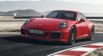 La nouvelle Porsche 911 GTS passe au turbo