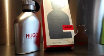 Test : le parfum Hugo Iced de Hugo Boss