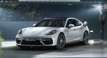 Porsche Panamera Turbo S E-Hybrid : l'hybride surpuissante
