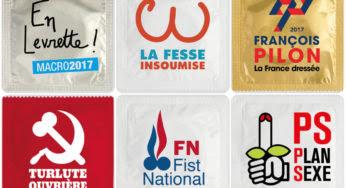 Des préservatifs s'invitent dans l'élection présidentielle