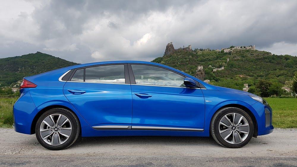 Essai de la Hyundai Ioniq Hybride