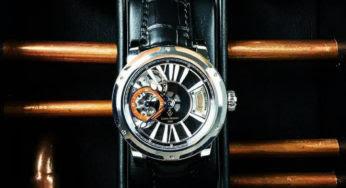 Le plus vieux whisky du monde dans une montre