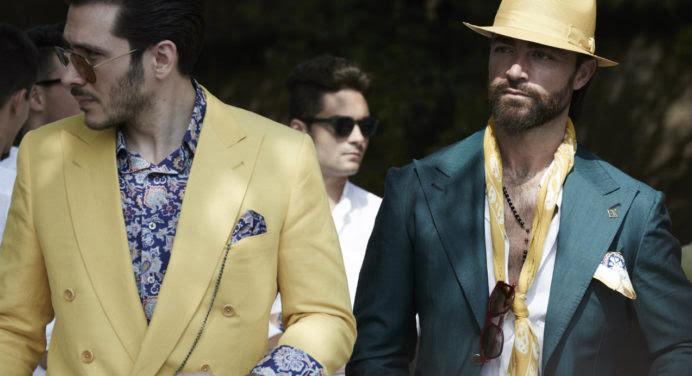 Pitti Uomo 92 : quelles tendances pour les hommes ?