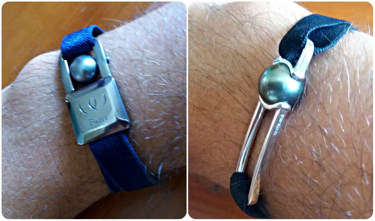Bracelets perle U'rband et U Lock Me de Worms Paris