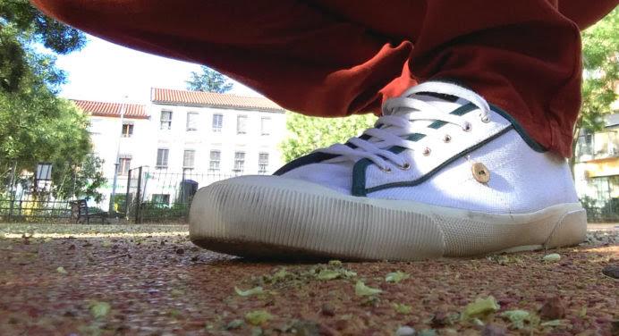 [TEST] Chaussures Faguo: des baskets dignes de Wimbledon