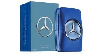 Mercedes Benz Man Blue : aussi frais qu'élégant