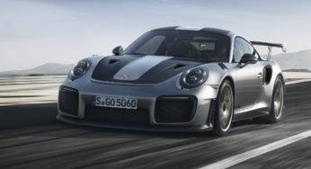 Porsche 911 GT2 RS: elle est impressionnante!
