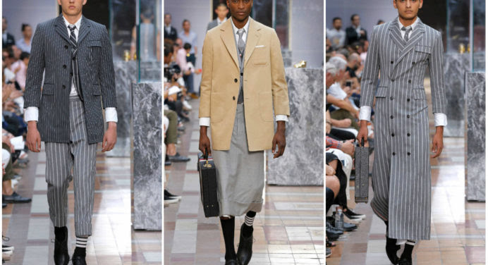 Thom Browne : le créateur masculin qui a tout compris à la mode