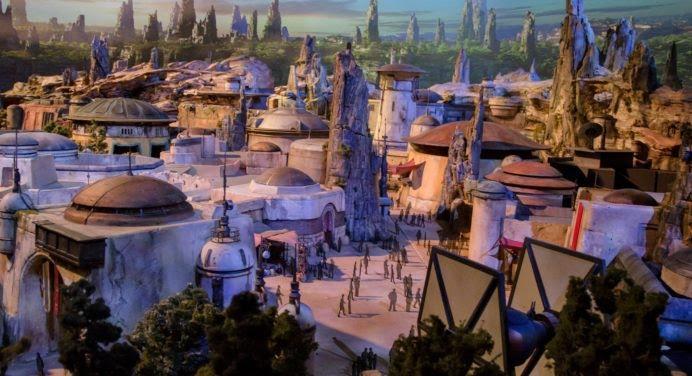 Star Wars Land : ce parc d'attractions va être génial!