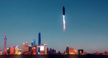Bientôt des voyages en fusée de 30 minutes autour du monde?
