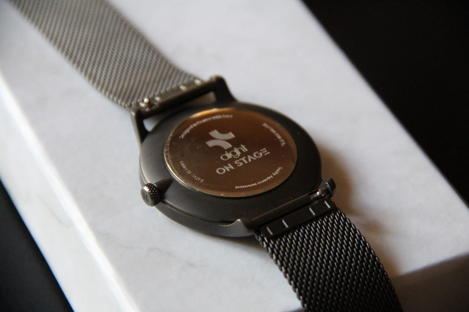 Montre Aight : designed in France with love