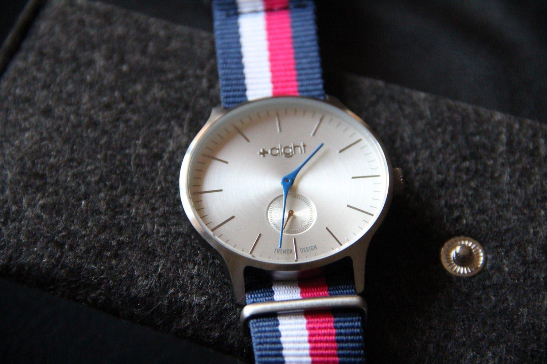 Montre Aight Monte Carlo avec bracelet NATO