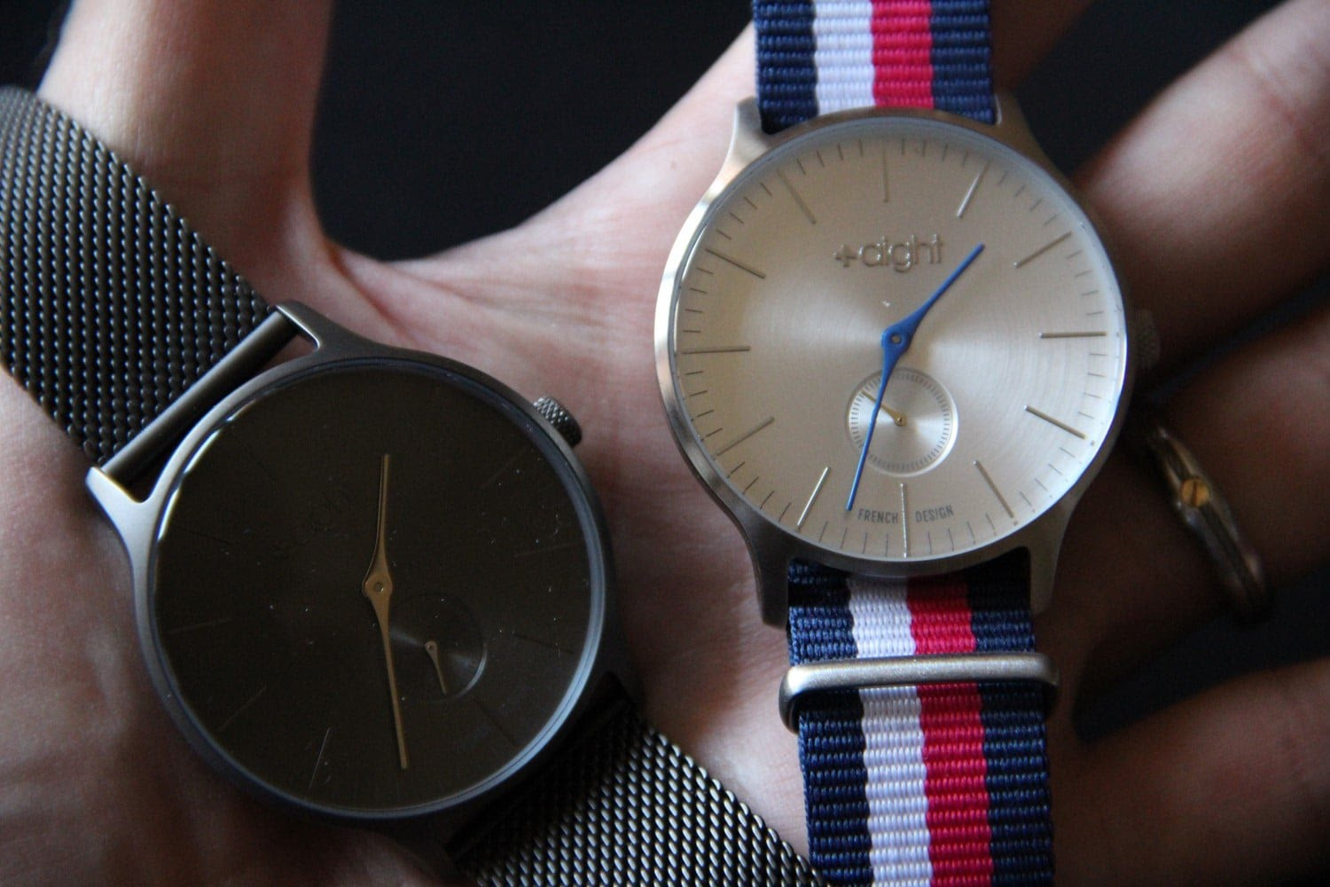 Test et avis : montres Aight On Stage