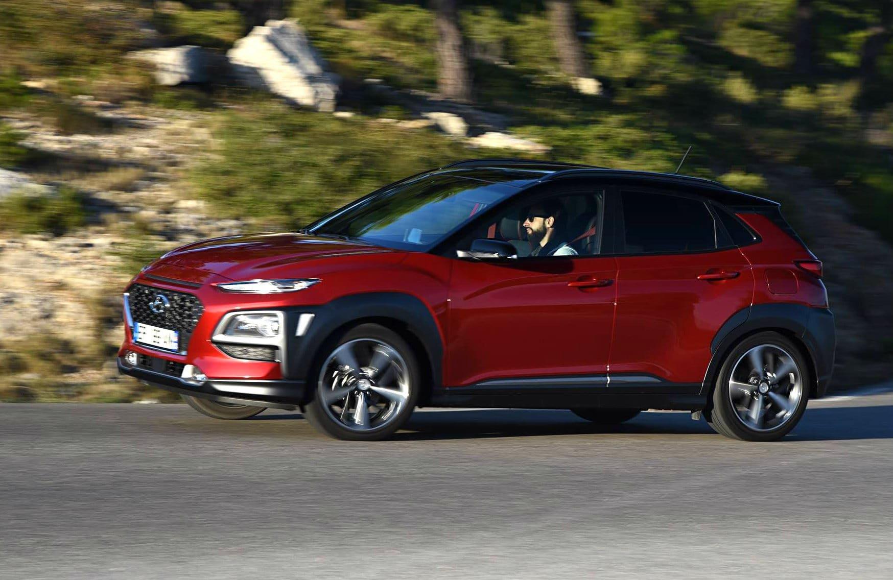 Essai du Hyundai Kona sur la route des crêtes